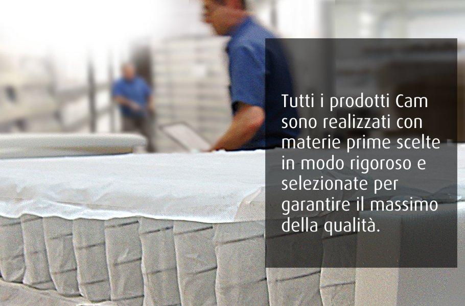 Fabbrica Materassi In Lattice Palermo.Cam Materassi E Complementi Del Letto Benvenuti Su Cammaterassi Com